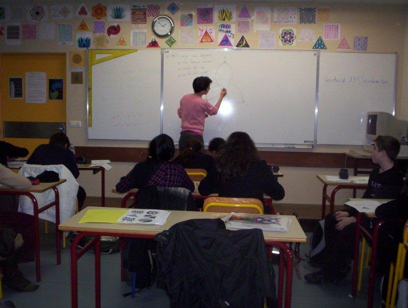 Atelier arts&maths aux Tarterêts
